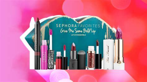 best sephora holiday gift sets 2017 stylecaster
