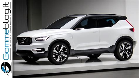 volvo xc  small great suv official teaser concept design youtube