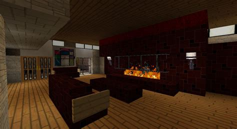 living room living room minecraft living room mod