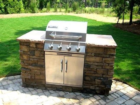 Patio Ideas Grill Outdoor Grill Surround Couldn Quot T Knock It As