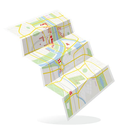 Origami Map Fold - the of map folding here 360