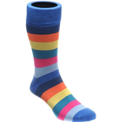 sock pic herring shoes herring socks fred sock in blue multi at