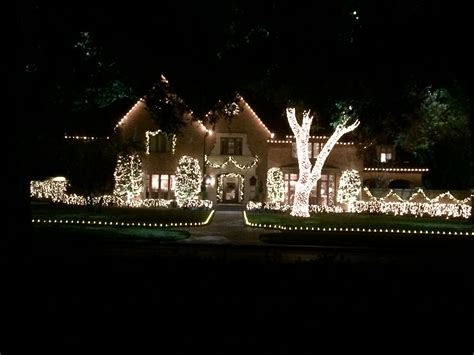 5 of the best places to see christmas lights in dallas i