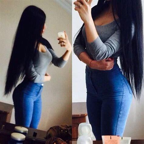 imagenes pelo negro largo 17 mejores ideas sobre cabello negro largo en pinterest