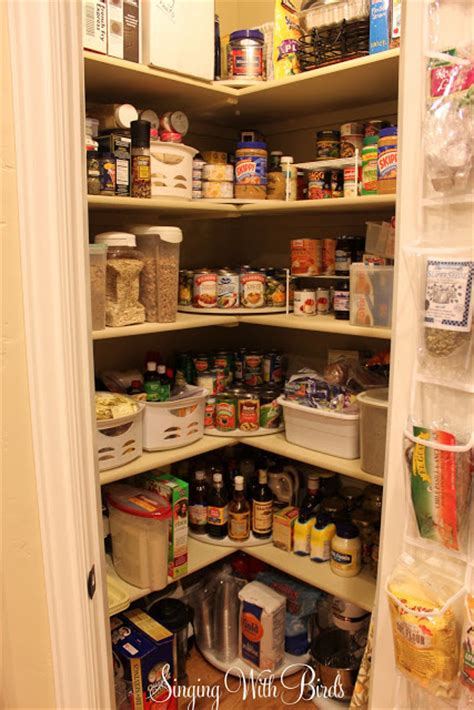 corner kitchen pantry ideas pantry carousels perfection cheery kitchen
