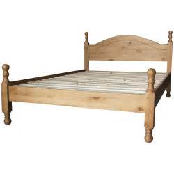 Antique Bed Frames Antique Dorset Bed Frame Bun Carved Posts