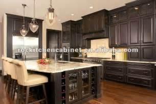 Wood kitchen cabinet buy cherry wood kitchen cabinets wooden kitchen