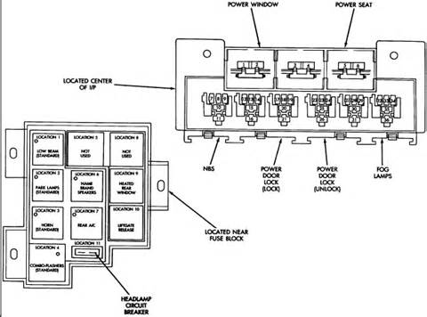 Brake Line Diagram 1999 Plymouth Voyager Contour Fuse Box Get Free Image About Wiring Diagram