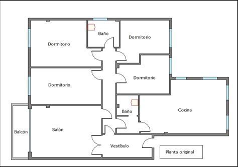 vestibulo de entrada a una vivienda planos online abitare decoracion 174