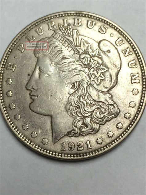 value of silver dollars 1921 1921 silver dollar