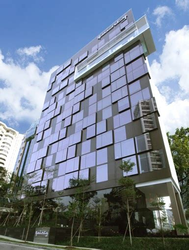 hotel quincy ong ong modern hotel architecture modern