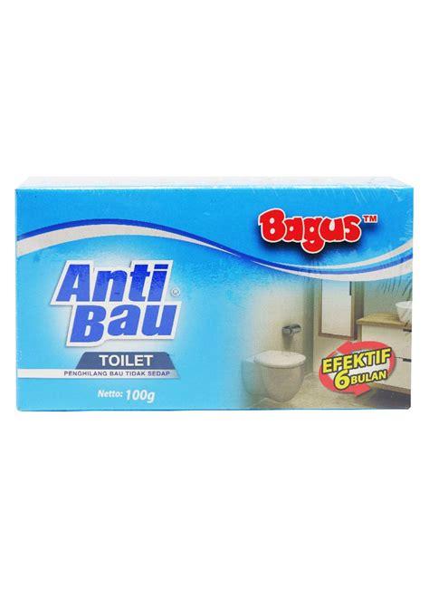 Bagus Pengharum Toilet bagus anti bau toilet box 100g klikindomaret