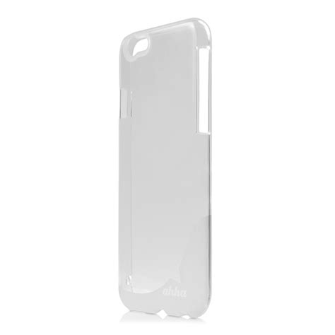 Ahha Moya Gummi Shell Iphone 6 iphone6s plus 6 plus ケース gummi shell moya clear ahha
