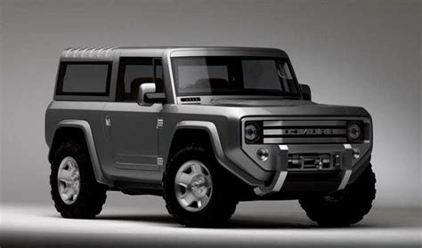 When Will The New Ford Bronco Come Out by Fter 20 Years Finally The New Ford Bronco Will Hit The