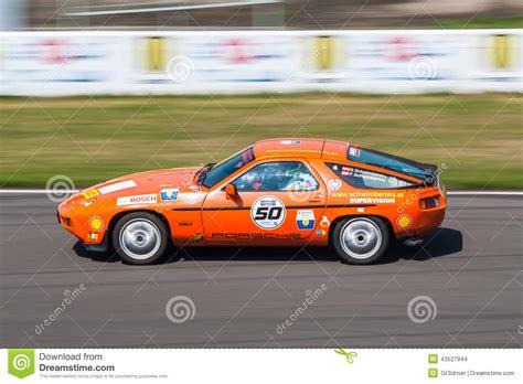 Porsche 928 Race Car by Porsche 928 Racing Car Editorial Stock Image Image Of