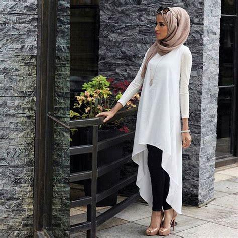 Best Cut Tunik Setelan Muslim Office Wear 10 id 233 es de tunique moderne et chic pour vos activit 233 s quotidiennes astuces