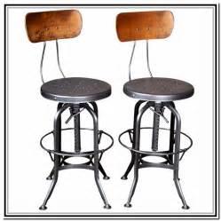 Industrial Bar Stools Vintage Vintage Industrial Bar Stools Home Design Ideas