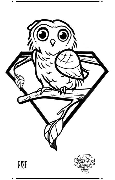 owl tattoo design 1 tattoo insider