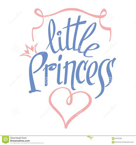 typography tshirt design vector princess vector lettering for t shirt stock vector image 62872093