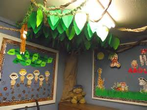 Sunday School Decorations by Part Of The Jungle Theme Sunday School Room Decorations I