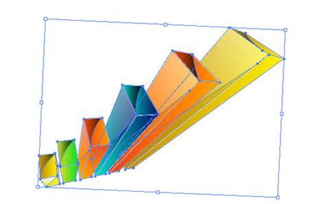 tutorial illustrator graph illustrator tutorial 3d graph and tablet illustrator