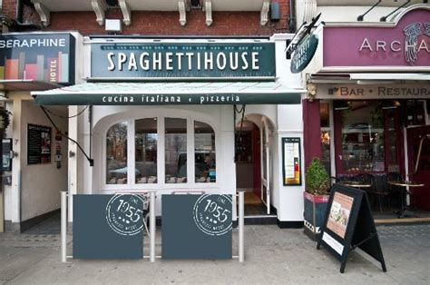 spaghetti house spaghetti house kensington high street london restaurant reviews phone number