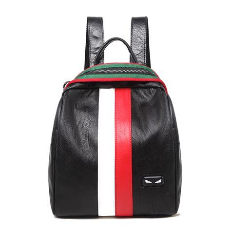 Influg Collag Backpack 0450 usd 115 79 shoulder bag korean version of the influx 2018 new the joker soft leather