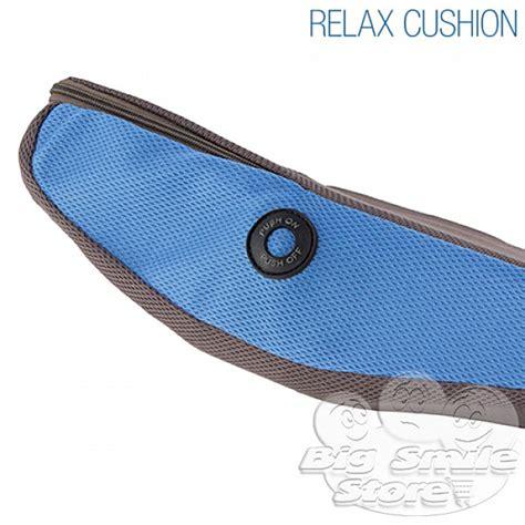 cuscini massaggianti per cervicale cuscino relax elettrico massaggiante massaggio cervicale