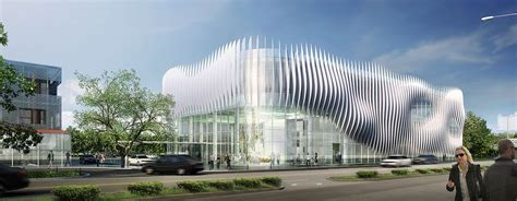 Ut Dallas Search Hks Architects Of At Dallas Brain Performance Institute Design Concept