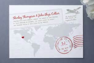 a faraway destination wedding invitations invitation crush