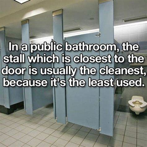 is it illegal to use the wrong bathroom you have been using the wrong public bathroom stall your
