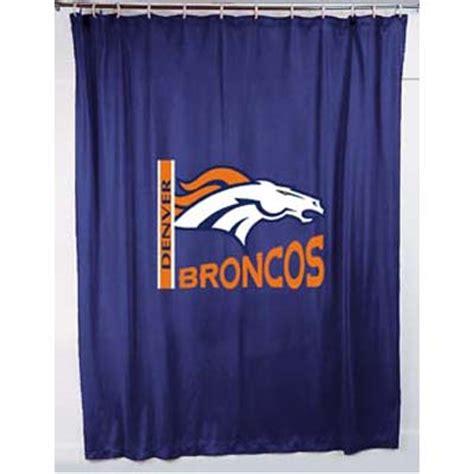 nfl locker room showers denver broncos locker room shower curtain