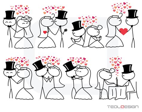 stick figure valentines eps png stick figure s day