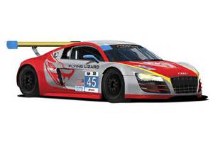 Web Connected Cars Bring Privacy Concerns Audi R8 Lms Flying Lizard No 45 Photo 3