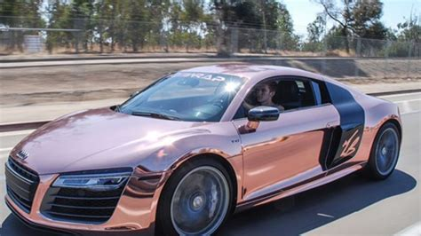 audi r8 tanner audi r8 rose gold audi sports cars photo 27297400 fanpop