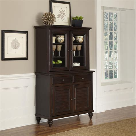 black china hutch cabinet buffet china cabinet hutch and buffet china cabinets