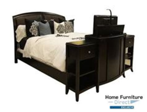 Beds Tv Footboard by 1000 Images About Tv Lift On Tvs Bed With Tv