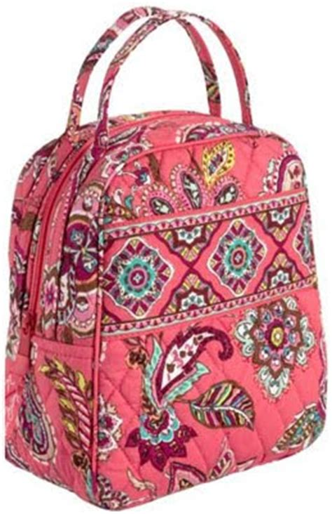 Inini Motif Vintage Lunch Bag Pink march 2010 fashion fling