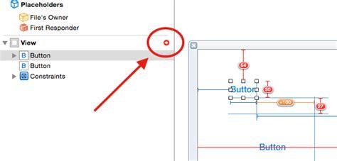 xcode layout error ios xcode auto layout constraining error