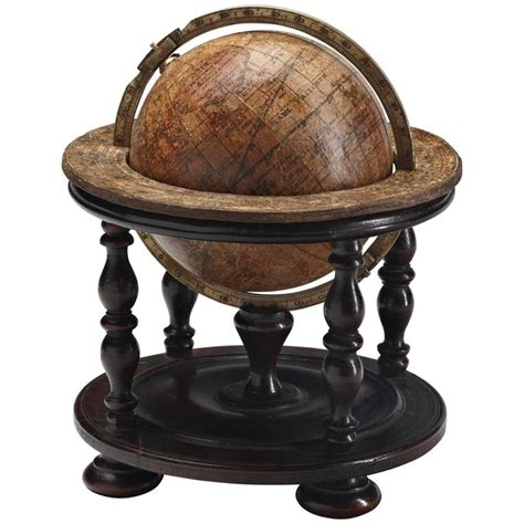 Globe Table L 18th Century German Baroque Terrestrial Table Globe By Doppelmayr For Sale At 1stdibs