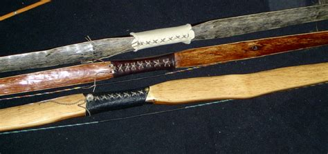 Handmade Longbows - longbows arrows quivers by master bowyer clark dennill