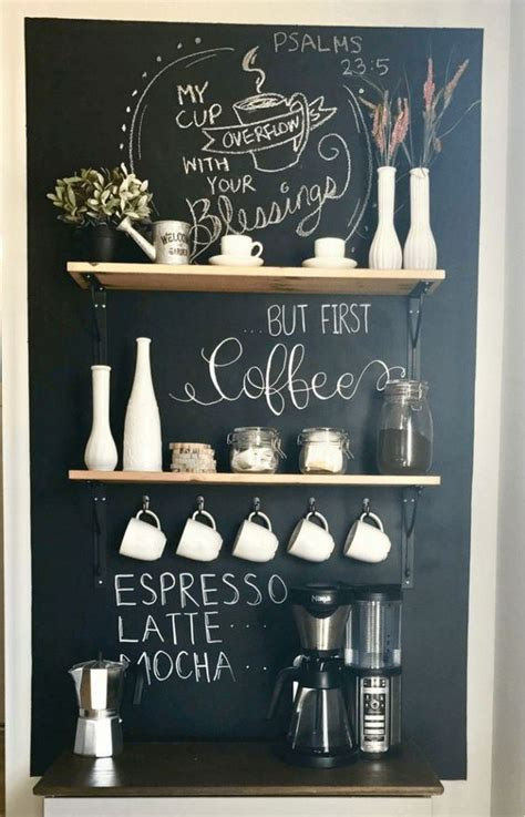 chalkboard kitchen wall ideas 20 creative outdoor wall decor ideas fomfest