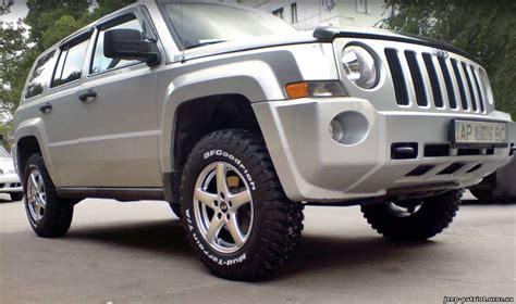 Jeep Patriot Mud Tires Patriot In Snow Jeep Patriot Forums