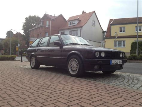 Bmw 3er Verbrauch Benzin by Bmw E30 Touring 316i 3er Bmw E30 Quot Touring Quot Tuning