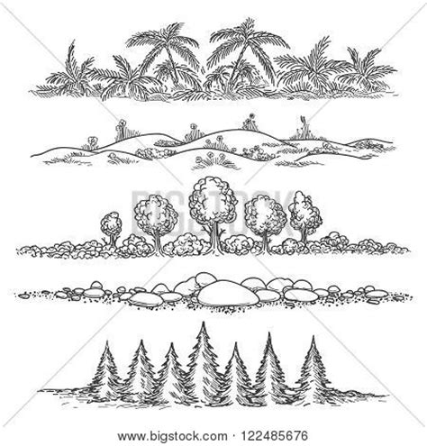 doodle god 2 palm tree nature doodle landscapes landscapes with trees