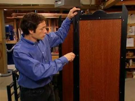 woodworks david marks woodworks episode 105 three panel folding screen
