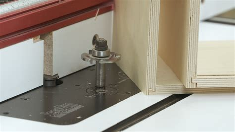 drawer lock joint router table router table joinery woodworkers guild of america
