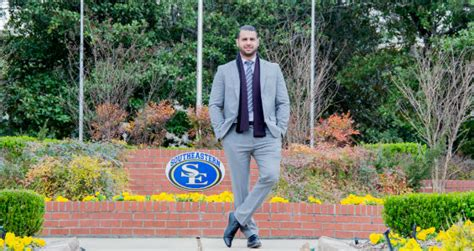 Southeastern Mba Management by Ahmad El Katib Gets Value From Sosu Mba Program