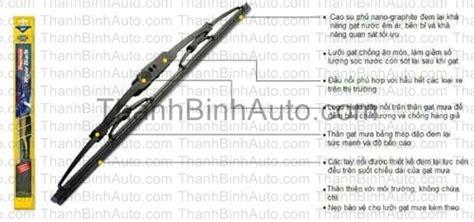 Wiper Hella Premium 16 By Jualaki thanhbinhauto g蘯 t m豌a hella premium wiper gat