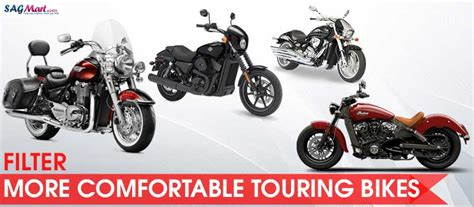 comfortable motorcycles best 5 touring motorcycle for long ride in india sagmart